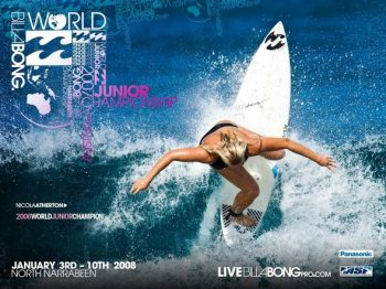 Billabong Surf Team USA
