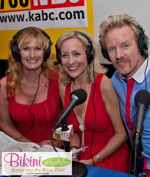 Bikini Lifestyles on AM 790 KABC