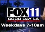 The Bikini Chef on FOX 11 Good Day LA