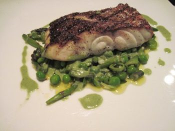 Oven Baked Halibut