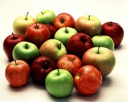 Healthy High Fiber Apples