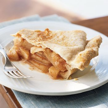 Apple Pie Makeover