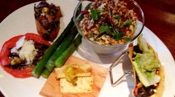 Summer Vegetarian Tasting at Seasons 52
