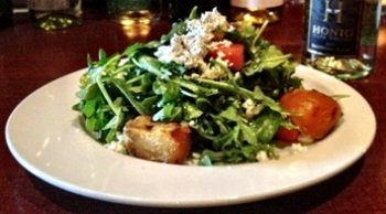 Organic Arugula Salad at Seasons 52