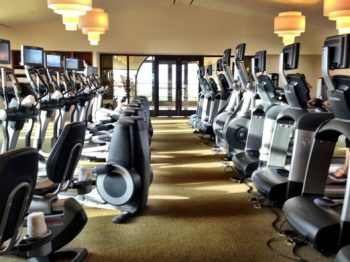 Terranea Resort Fitness Center