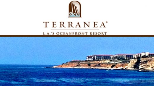 Terranea Resort from the local hiking trails in Rancho Palos Verdes