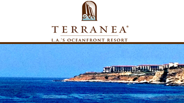 Terranea Resort from the local hiking t
