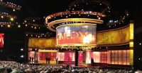 Inside the Nokia Theatre 64th Primetime Emmy Awards