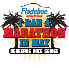 Fladeboe I Ran A Marathon In May