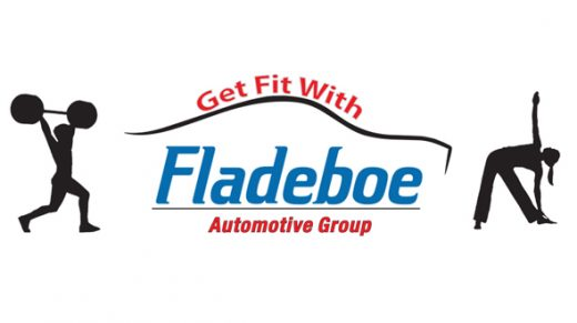 Get Fit With Fladeboe
