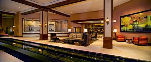 PALA CASINO SPA RESORT LOBBY