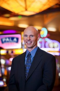 PALA Casino Spa Resort CEO, William Bembenek