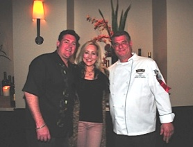 WITH CHEF CAMEROTA IN THE OAK ROOM