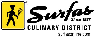 Cooking Demo at Surfas