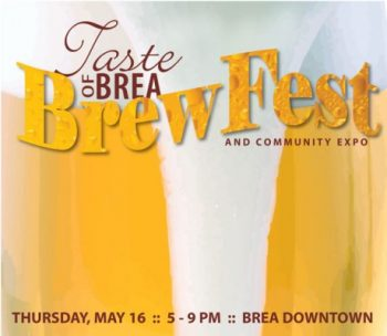 Taste of Brea Brew Fest