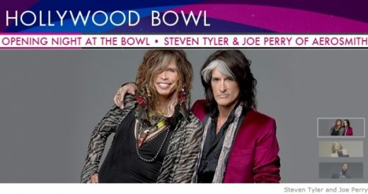 Hollywood Bowl 2013 Opening Night