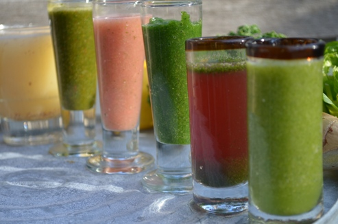 The Cleanse Drinks