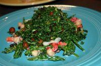 Kale and Broccolini Salad