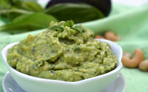 Avocado Cashew Butter