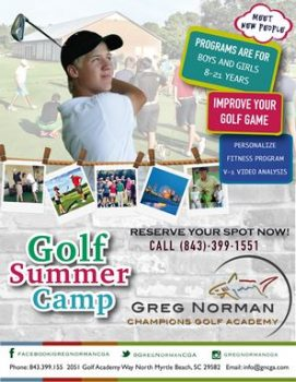 Greg Norman Golf Academy