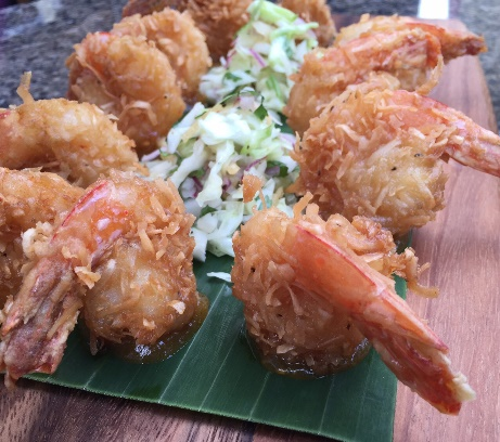 World Famous Coconut Shrimp