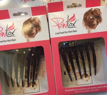 PoniLox Hair Accessories – Stylishly Secure