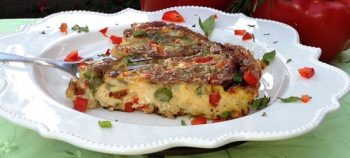 Vegetable Herb Frittata
