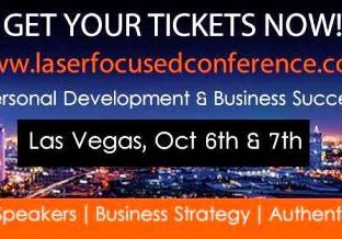 Personal Development and Business Success Conference