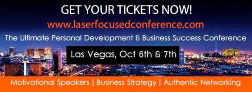 Laser Focused Conference