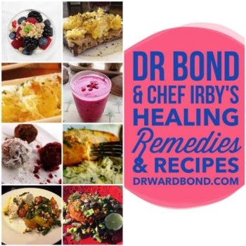 Dr Bond and Chef Irby's Healing Classroom