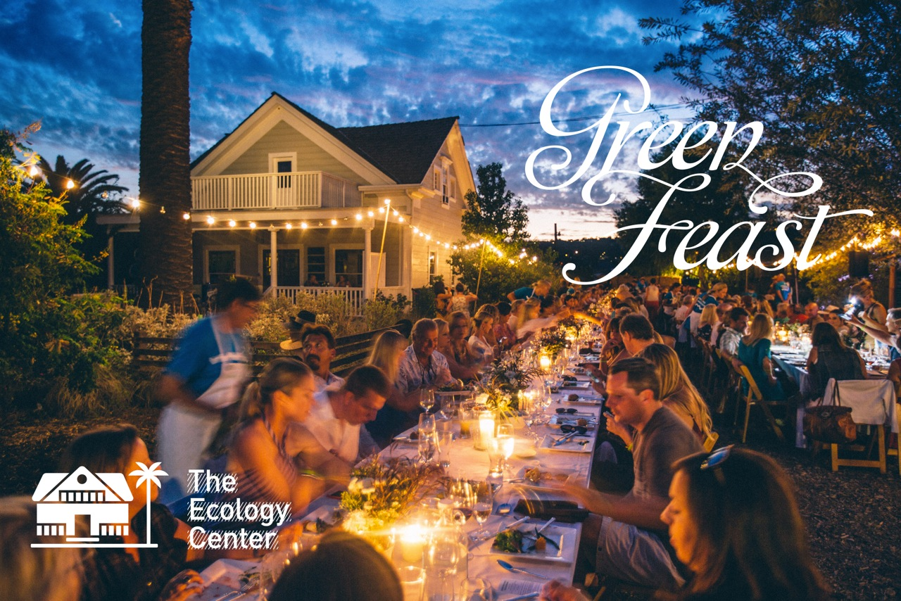 GreenFeast_2016 at the ecology center