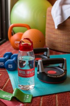 Commit to be Fit at Hotel Irvine
